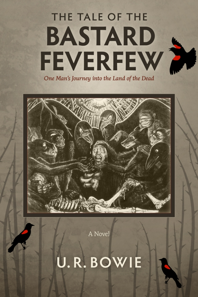 Tale of the Bastard Feverfew cover