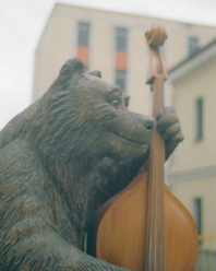 Bear on Bass - Novgorod