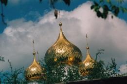 Bogojavlenskij Monastery, Kostroma, Russia