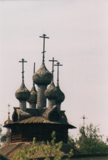 Church of Synaxis - Kostroma