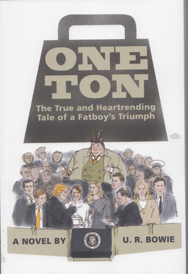 One Ton front cover 001