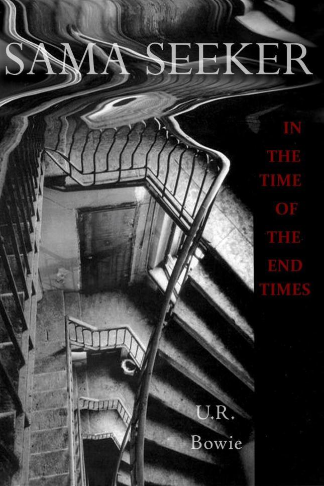 Sama Seeker cover art for volume two
